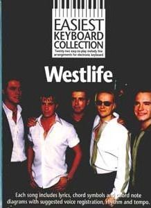 Easiest Keyboard Collection: Westlife