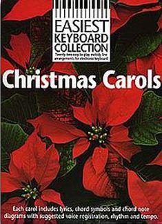 Easiest Keyboard Collection: Christmas Carols