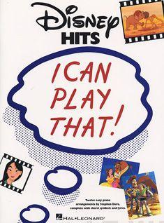 I Can Play That] Disney Hits