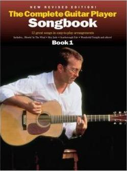 The Complete Guitar Player Songbook: Bk. 1