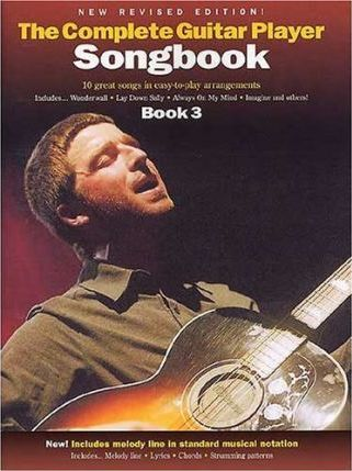 The Complete Guitar Player Songbook