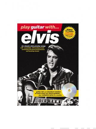 Play Guitar With... Elvis