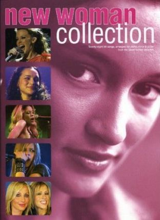 New Woman Collection 2: Piano/Vocal/Guitar 2