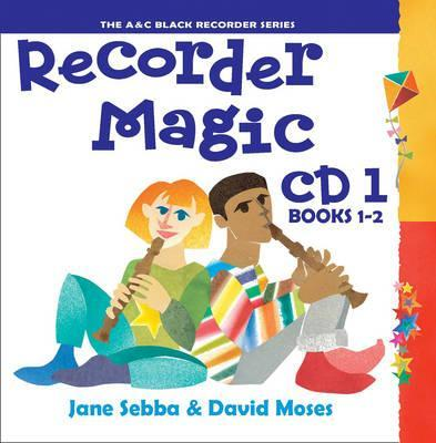 Recorder Magic CD 1 (For books 1 & 2)