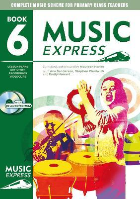 Music Express: Year 6 (Book + CD + CD-ROM)