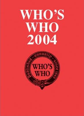 Who's Who 2004 2004
