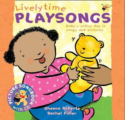 Lively Time Playsongs (Book + CD)