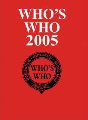 Who's Who 2005 2005