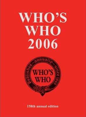 Who's Who 2006 2006