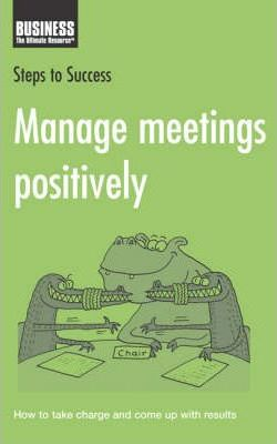 Manage Meetings Positively