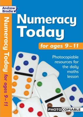 Numeracy Today for Ages 9-11
