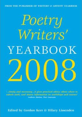 Poetry Writers' Yearbook 2008