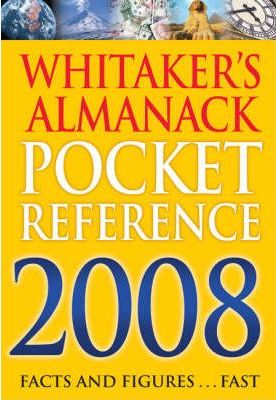 Whitaker's Pocket Reference