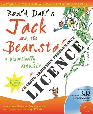 Roald Dahl's Jack and the Beanstalk Performance Licence (Admission Fee)