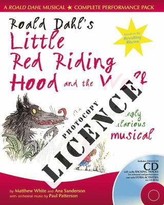 Roald Dahl's Little Red Riding Hood and the Wolf Photocopy Licence