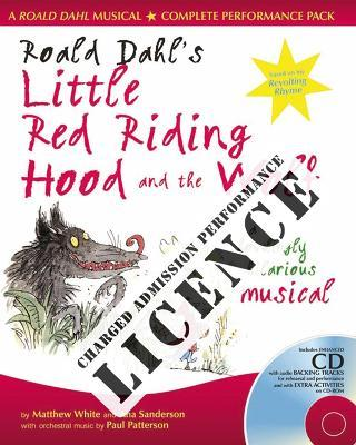 Roald Dahl's Little Red Riding Hood and the Wolf Performance Licence (Admission Fee)