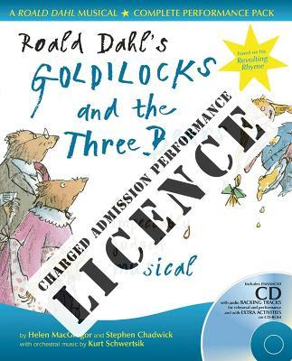 Roald Dahl's Goldilocks and the Three Bears Performance Licence (Admission Fee)