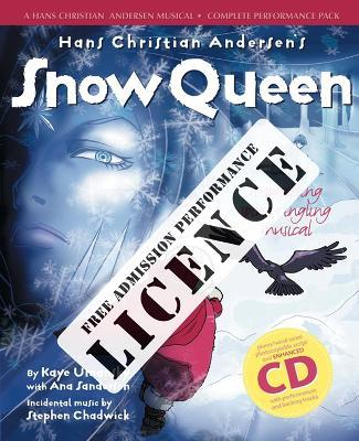 Hans Christian Andersen's Snow Queen Performance Licence (No Admission Fee)