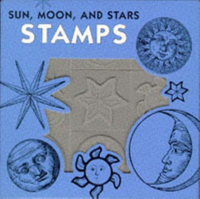 Sun, Moon and Stars Stamps