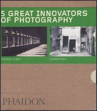 Five Great Innovators of Photography