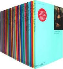 Phaidon Colour Library Complete Series: 45 Titles