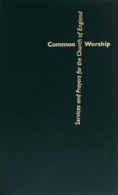 Common Worship Pastoral Services