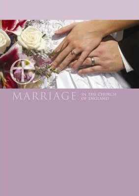 Marriage in the Church of England