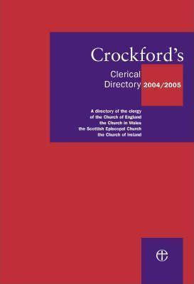 Crockford's Clerical Directory 2004/2005