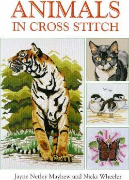 Animals in Cross Stitch
