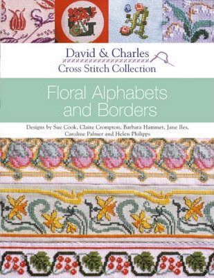 Floral Alphabets and Borders