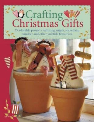 Crafting Christmas Gifts Cover Image