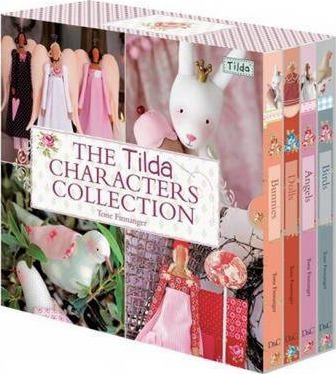 The Tilda Characters Collection Cover Image