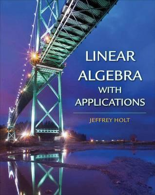 Linear Algebra Mathematica Manual (Online Only)