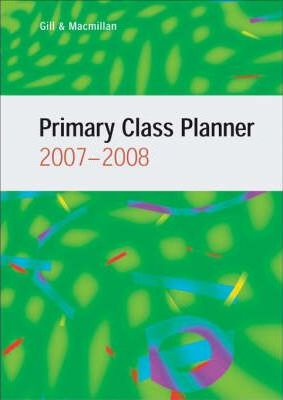 Primary Class Planner 2007-2008 2007-2008