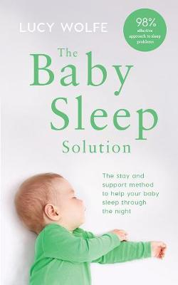 Baby Books - The Baby Sleep Solution
