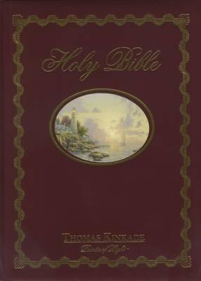 NKJV, Lighting the Way Home Family Bible, Hardcover, Red Letter Edition  Holy Bible, New King James Version