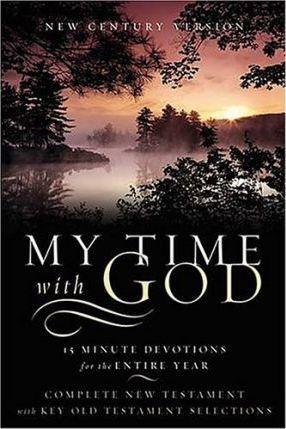 Bible Ncv 6332 My Time with God