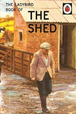 The Ladybird Book of the Shed Cover Image