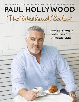 The Weekend Baker Cover Image