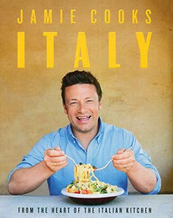 Jamie Cooks Italy Cover Image