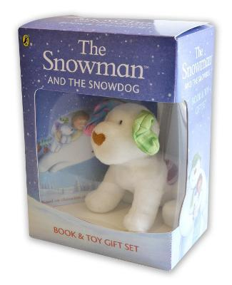 The Snowman and the Snowdog: Book and Toy Giftset