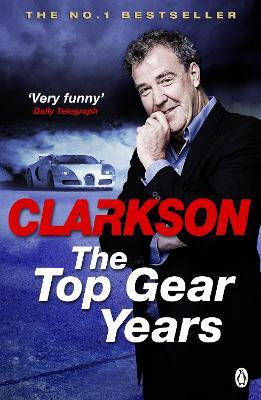 The Top Gear Years Cover Image