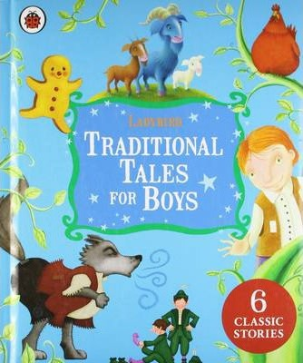 Ladybird Traditional Tales for Boys