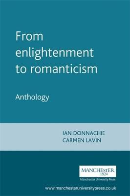 From Enlightenment to Romanticism : Anthology I