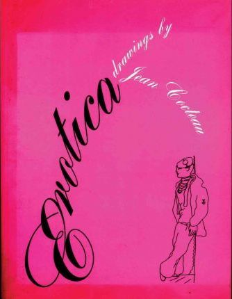 Erotica : Drawings by Cocteau