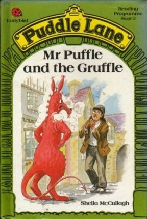 Mr  Puffle and the Gruffle : Sheila K  McCullagh : 9780721410579