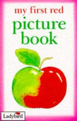 My First Red Picture Book