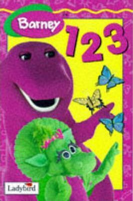 Barney's Book of 123