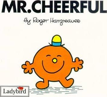 Mr Cheerful V43: Mr Men and Little Miss