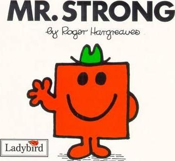Mr Strong V26: Mr Men and Little Miss